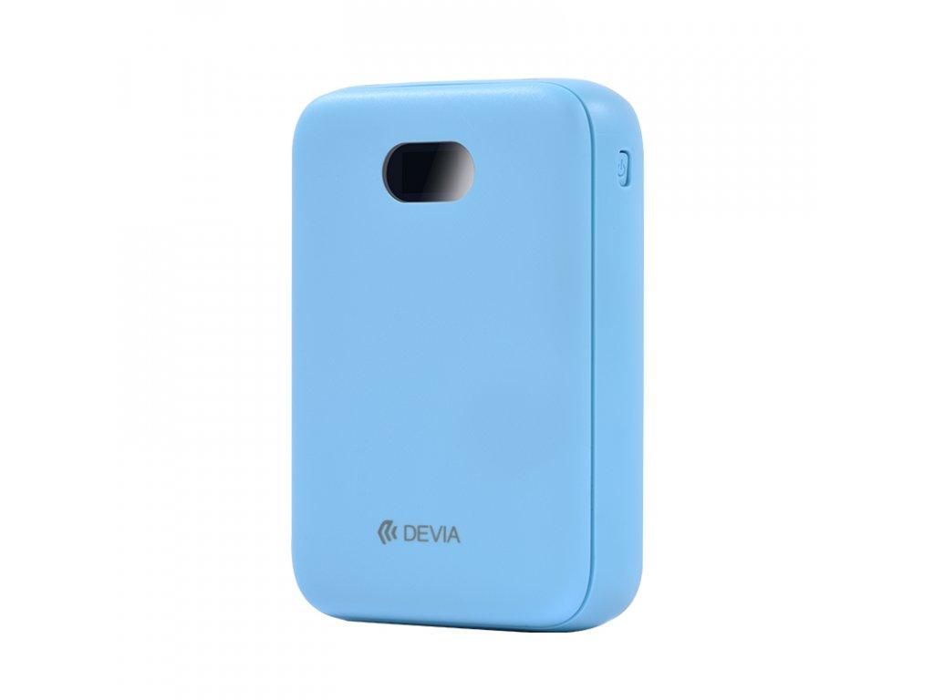 Externí baterie / powerbanka - Devia, Digital Mini 10000mah Blue