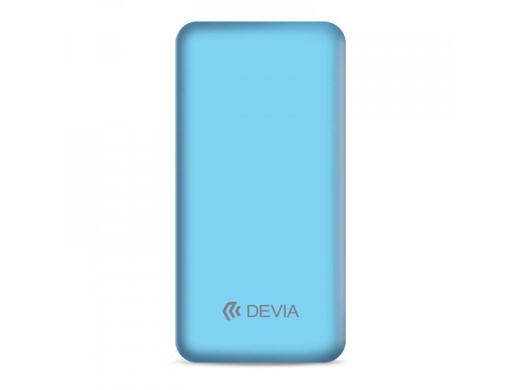 Externí baterie / powerbanka - Devia, Smart Speed 10000mah Blue