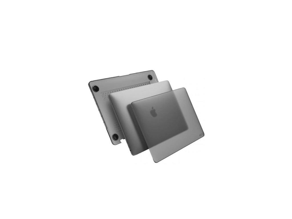 Polykarbonátové pouzdro na MacBook Pro 13 (2016-2019) - Comma, Hard Jacket Smoky