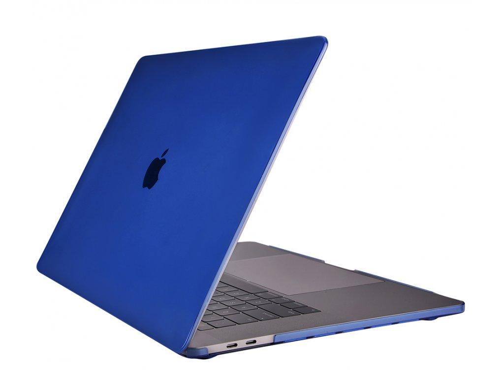Polykarbonátové pouzdro na MacBook Pro 13 (2016-2019) - Comma, Hard Jacket Blue