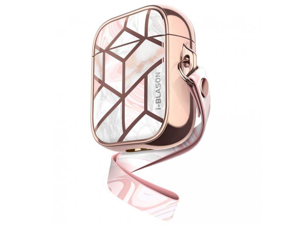 Pouzdro pro sluchátka AirPods - Supcase, Cosmo Marble