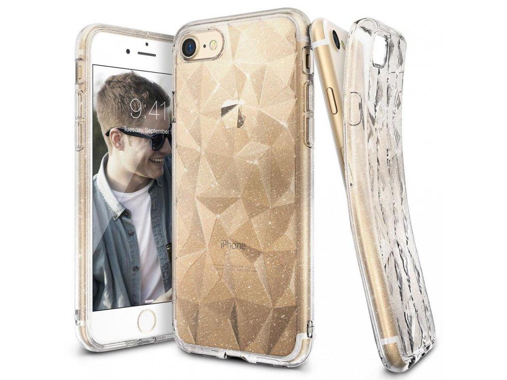Ochranný kryt pro iPhone 7 / 8 - Ringke, Prism Air Glitter