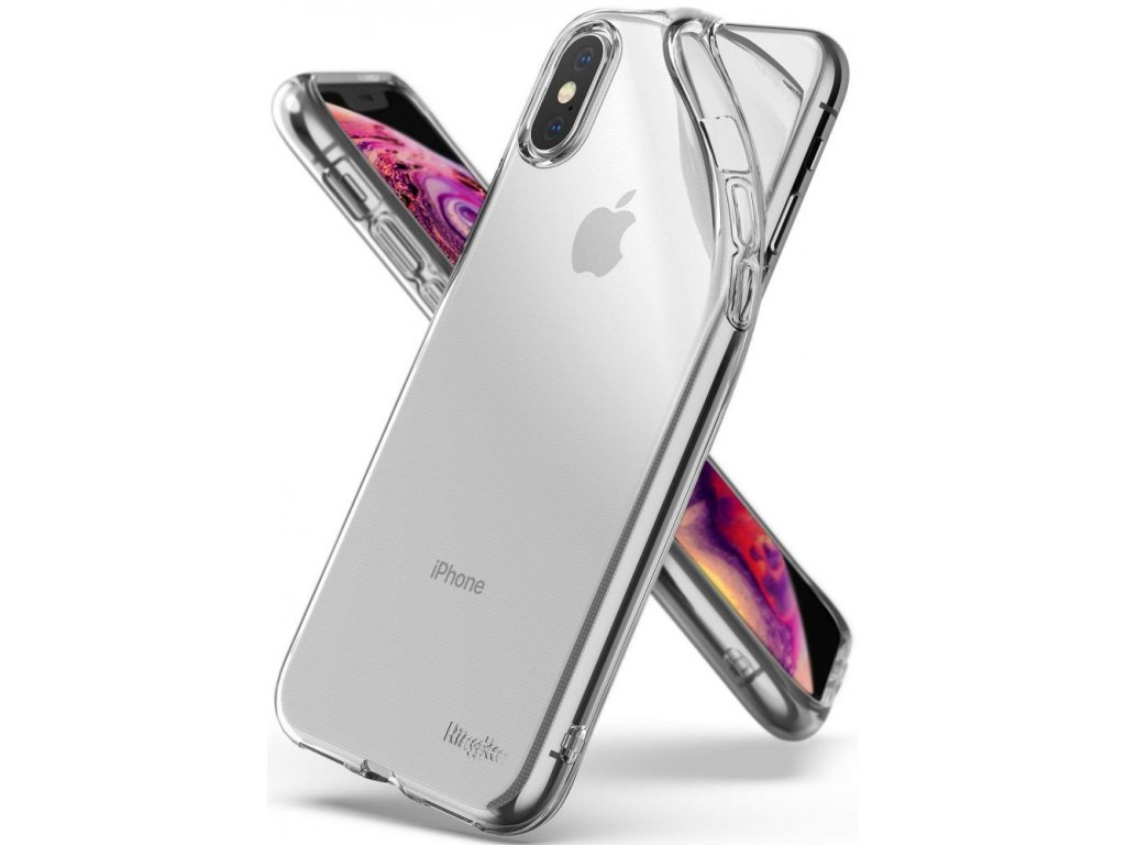 Ochranný kryt pro iPhone XS / X - Ringke, Air Clear