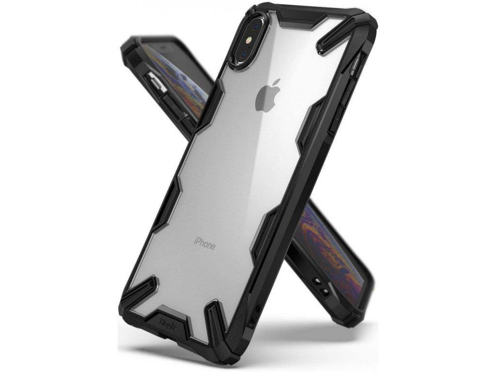 Ochranný kryt pro iPhone XS / X - Ringke, Fusion-X Black
