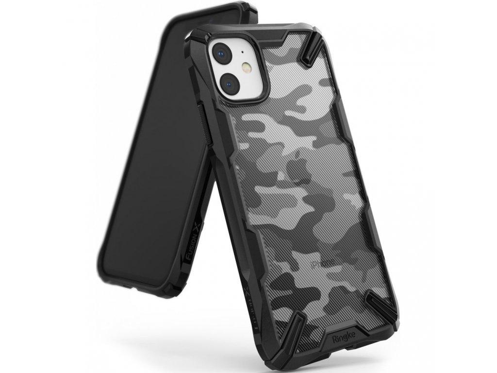 Ochranný kryt na iPhone 11 - Ringke, Fusion-X Camo