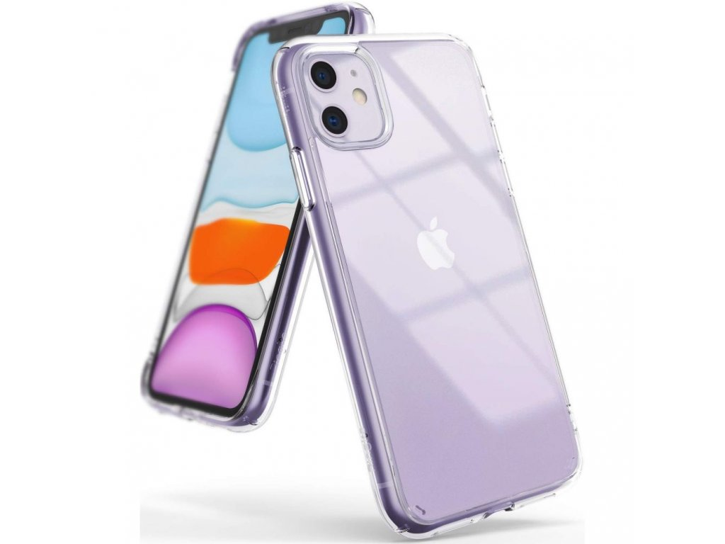 Ochranný kryt na iPhone 11 - Ringke, Fusion Crystal View