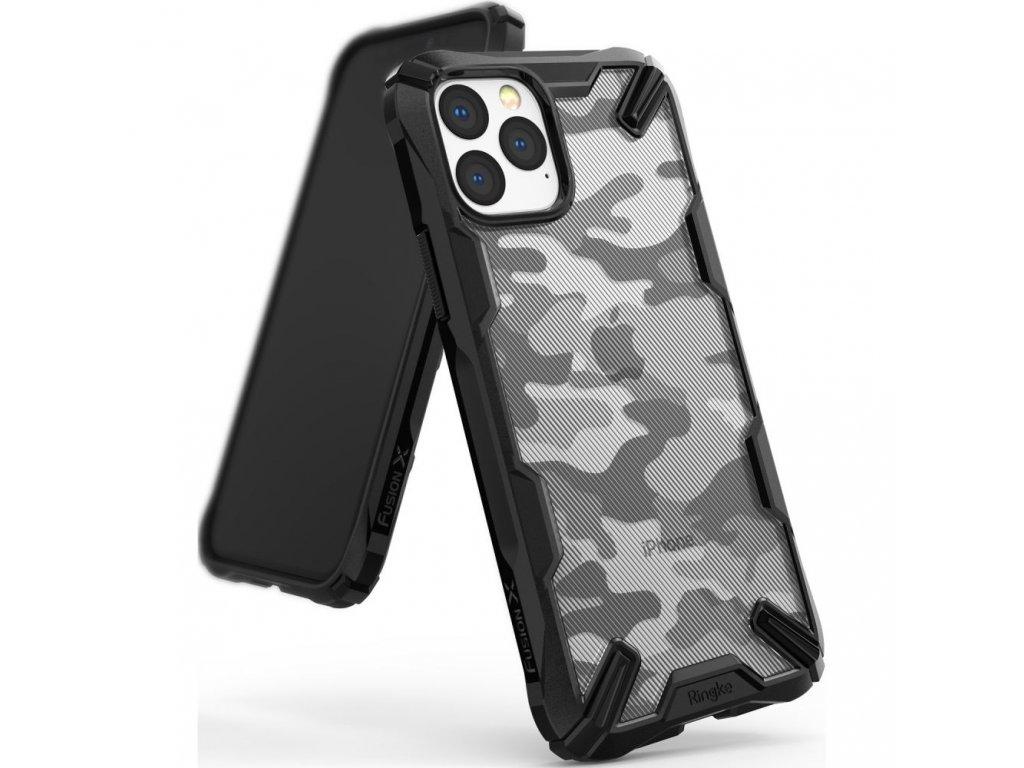 Ochranný kryt na iPhone 11 Pro MAX - Ringke, Fusion-X Camo