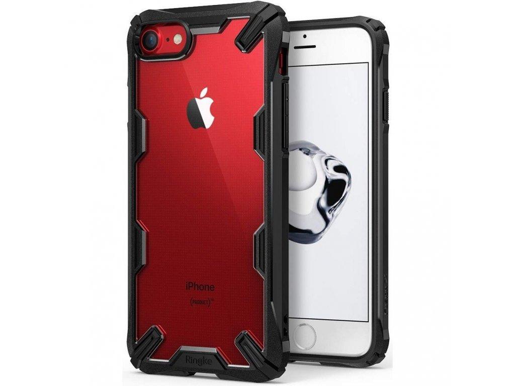 Ochranný kryt pro iPhone 7 / 8 - Ringke, Fusion-X Black