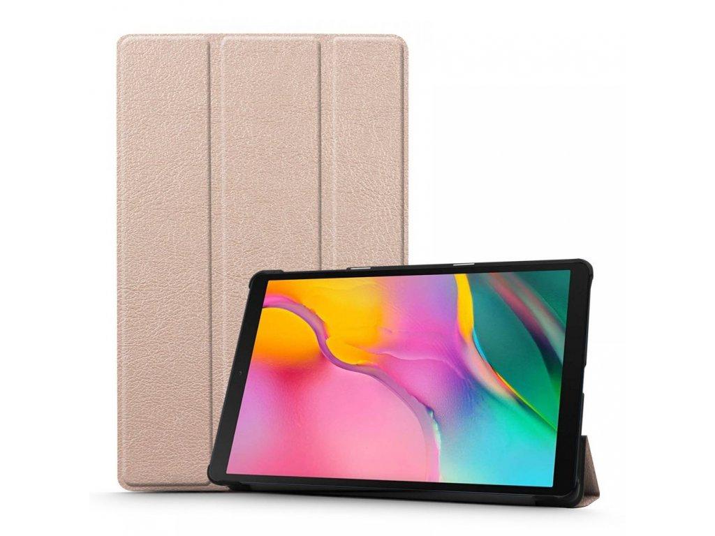 Pouzdro na Galaxy Tab S5E 10.5 (2019) - Tech-Protect, SmartCase Rose