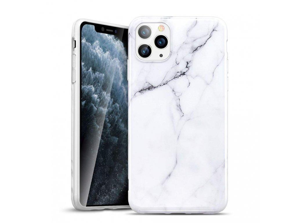 Ochranný kryt pro iPhone 11 Pro MAX - ESR, Marble White