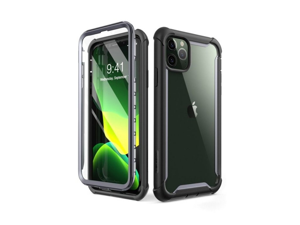Ochranný kryt na iPhone 11 Pro MAX - Supcase, Ares Black