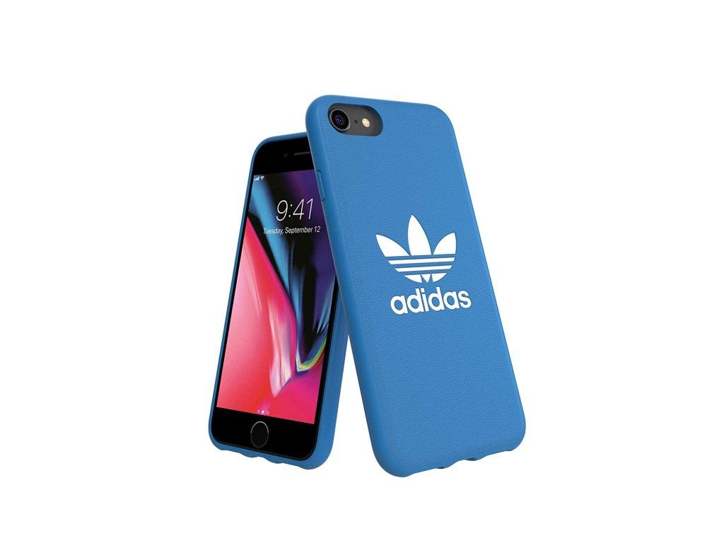 Ochranný kryt pro iPhone 8 / 7 / 6s / 6 / SE (2020) - Adidas, Moulded Case Basic Blue