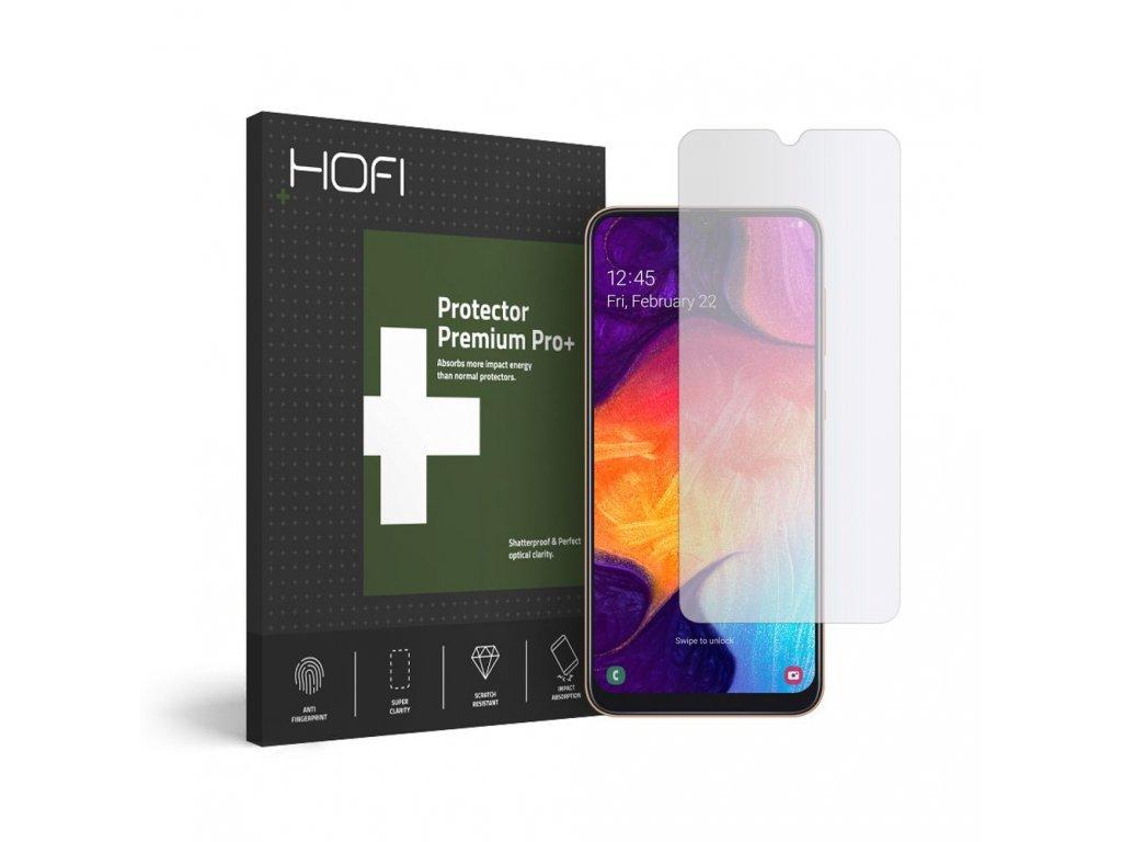 Hybridní ochranné sklo na Samsung GALAXY A50 A505F - Hofi, Glass Pro+