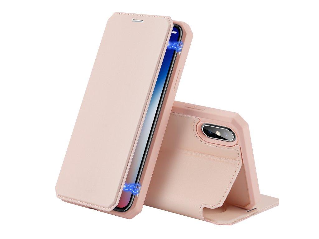 Pouzdro pro iPhone XS / X - DuxDucis, SkinX Pink