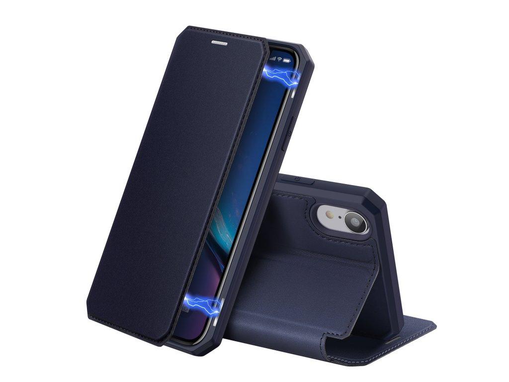 Pouzdro pro iPhone XR - DuxDucis, SkinX Blue