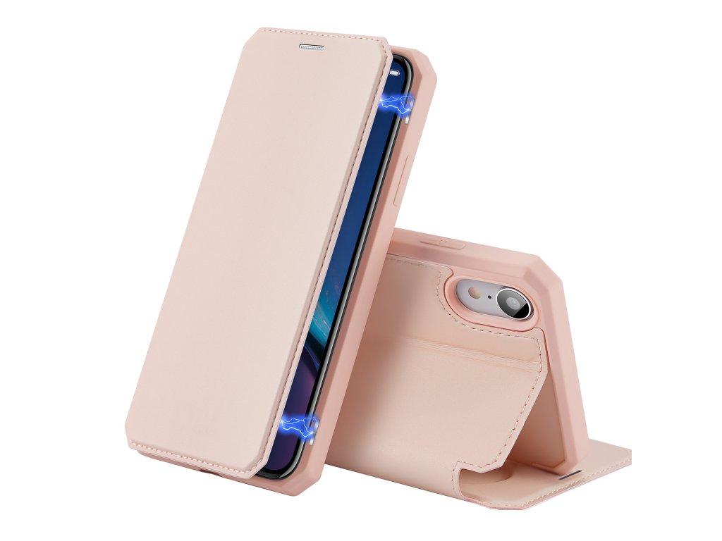 Pouzdro pro iPhone XR - DuxDucis, SkinX Pink