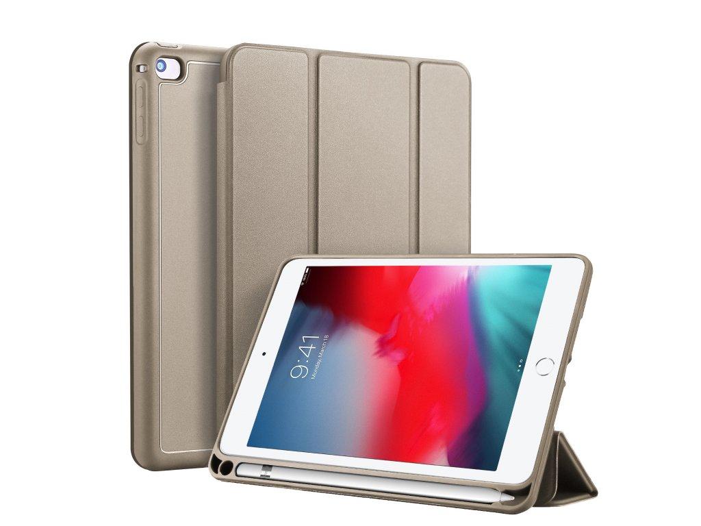 Pouzdro pro iPad mini 4 / 5 - DuxDucis, Osom Gold