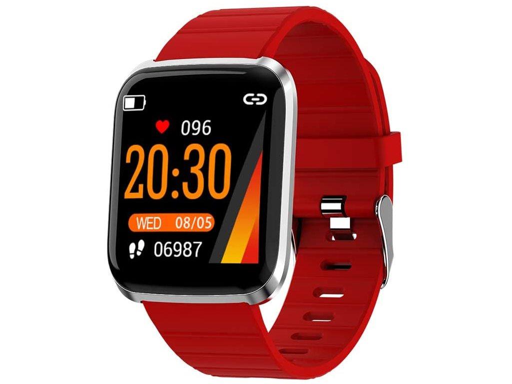 Fitness chytré hodinky - 116pro Red