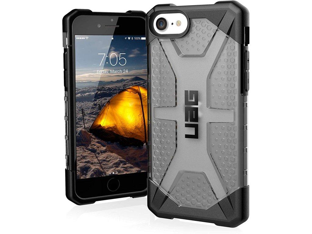 Ochranný kryt pro iPhone SE (2020) - UAG, Plasma Ash Smoke