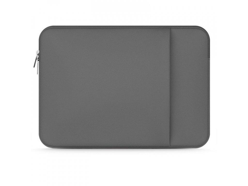 Pouzdro na notebook - Tech-Protect, 13 Neopren Gray