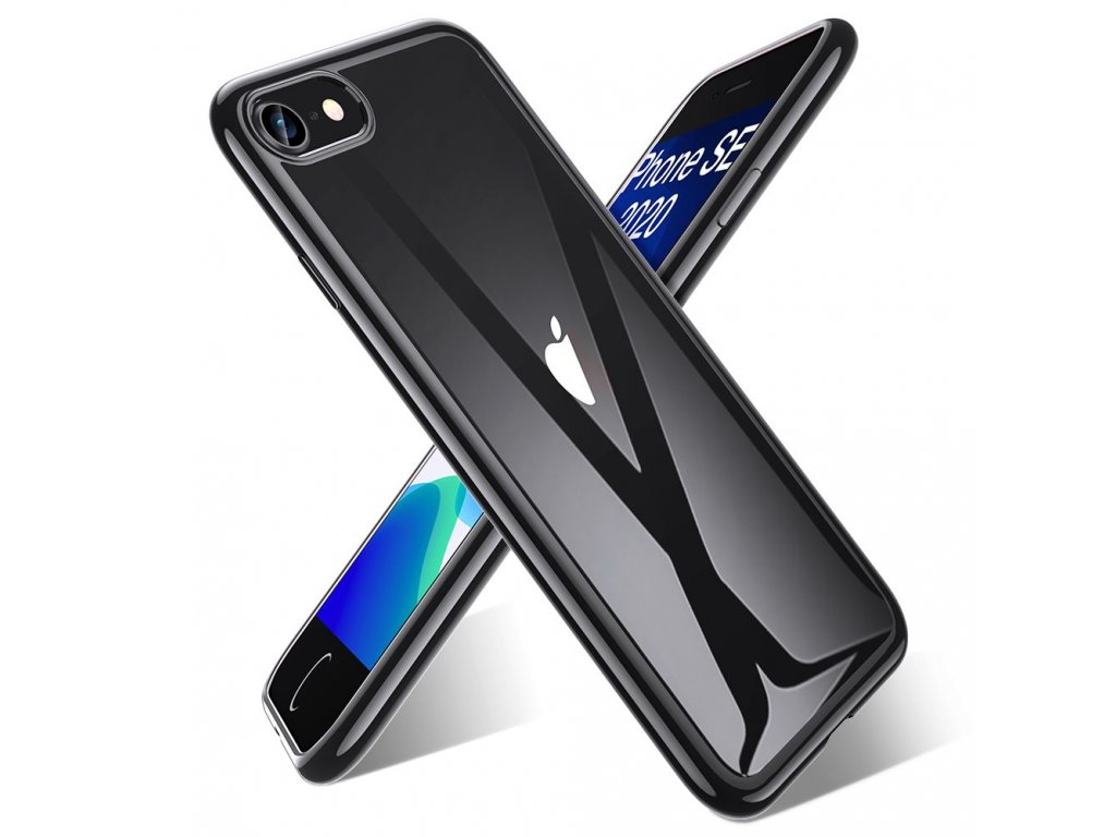 Ochranný kryt pro iPhone 7 / 8 / SE (2020) - ESR, Crown Black