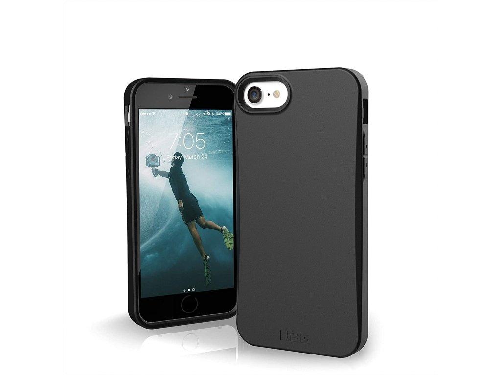 Ochranný EKO kryt pro iPhone SE (2020) - UAG, Outback Black