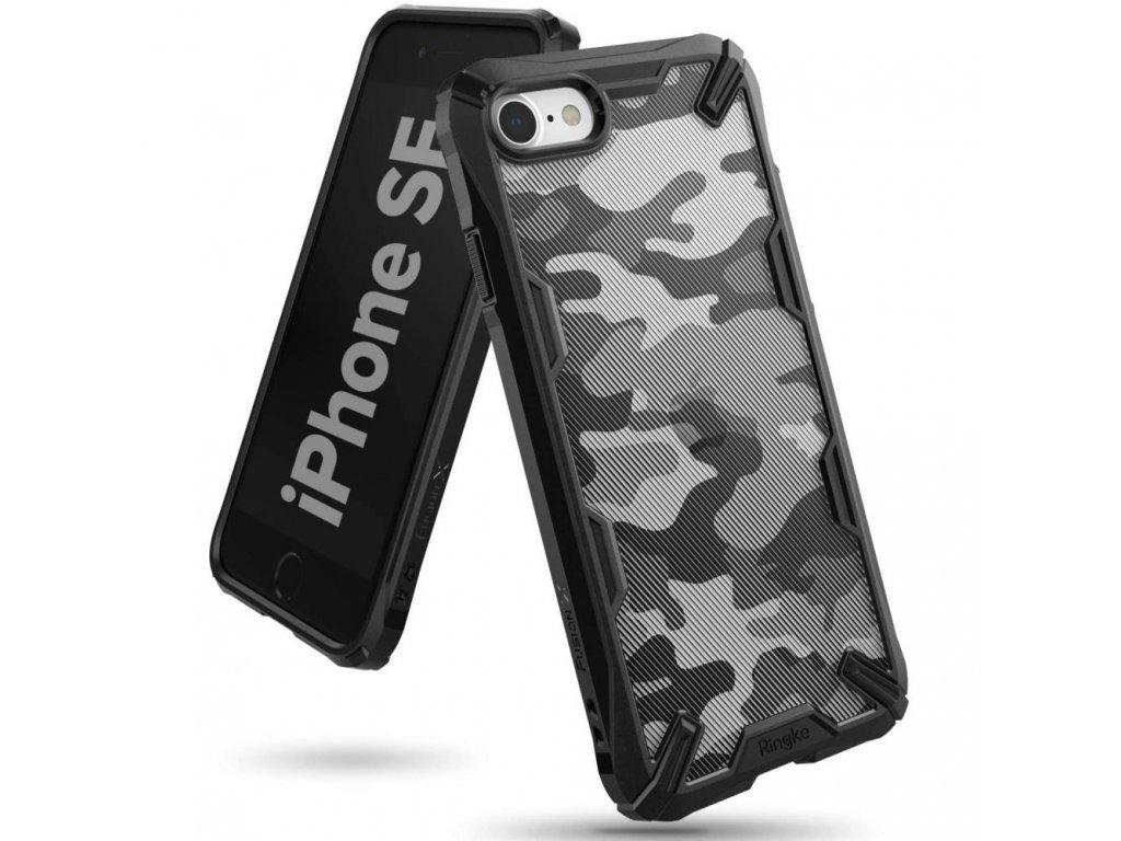 Ochranný kryt pro iPhone 7 / 8 / SE (2020) - Ringke, Fusion-X Camo