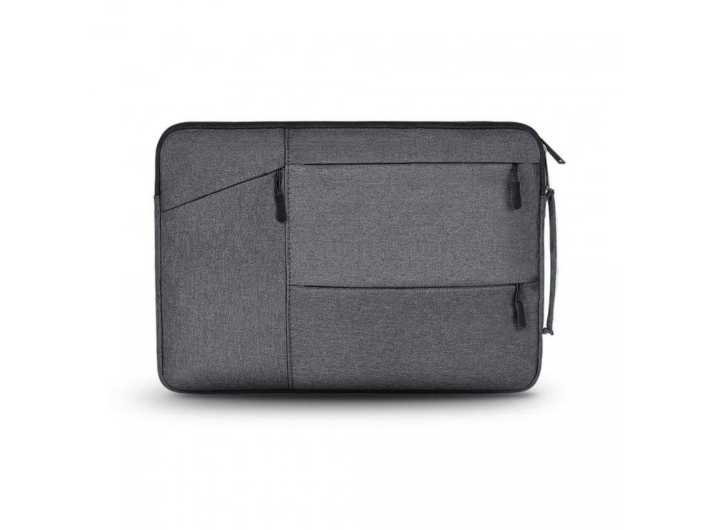 Pouzdro na notebook - Tech-Protect, 15-16 Pocket Gray