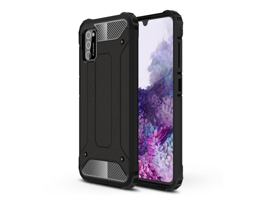 Ochranný kryt pro Samsung Galaxy A41 - Tech-Protect, Xarmor Black