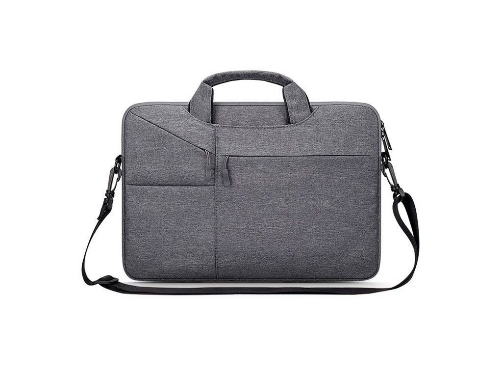 Taška na notebook - Tech-Protect, 15-16 PocketBag Gray