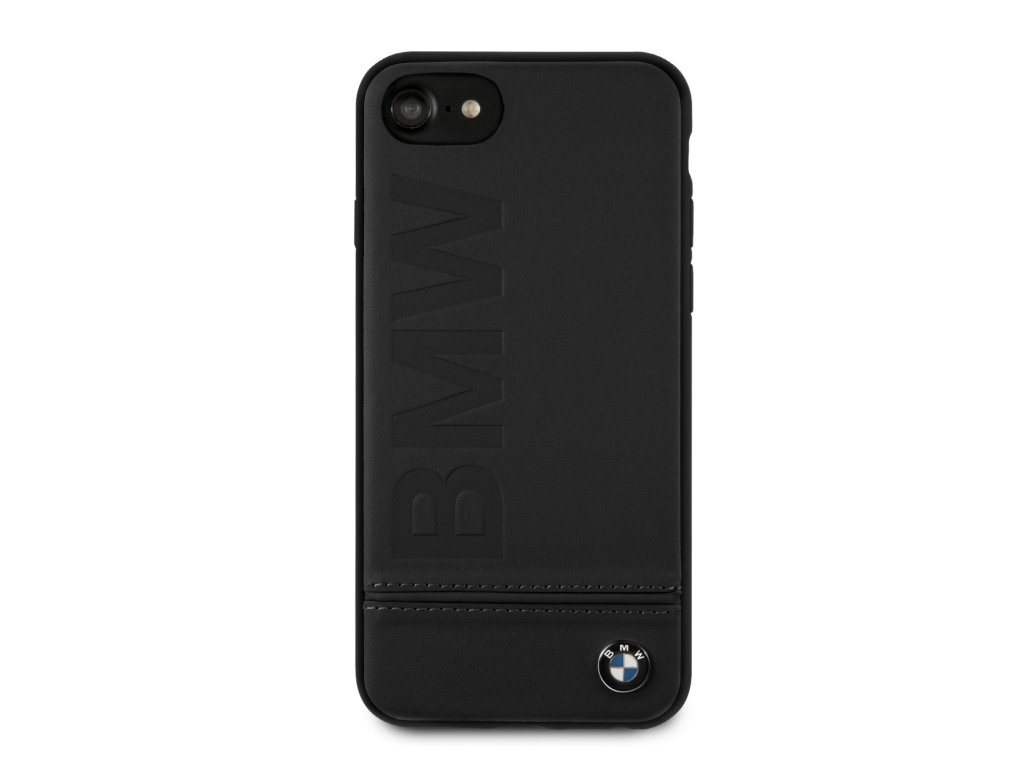 Ochranný kryt pro iPhone 7 / 8 / SE (2020) - BMW, Imprint Back Black