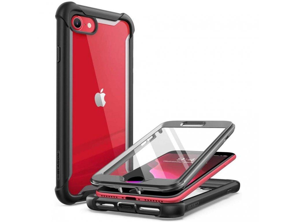 Ochranný kryt pro iPhone 7 / 8 / SE (2020) - Supcase, Ares Black