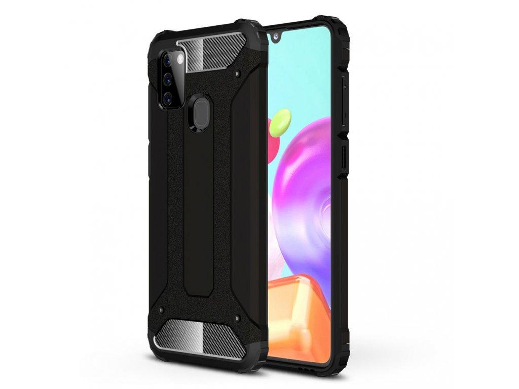 Ochranný kryt pro Samsung Galaxy A21S - Tech-Protect, Xarmor Black