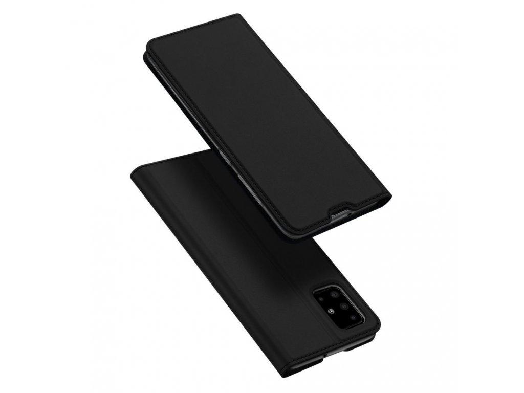 Pouzdro pro Samsung Galaxy A41 - DuxDucis, SkinPro Black
