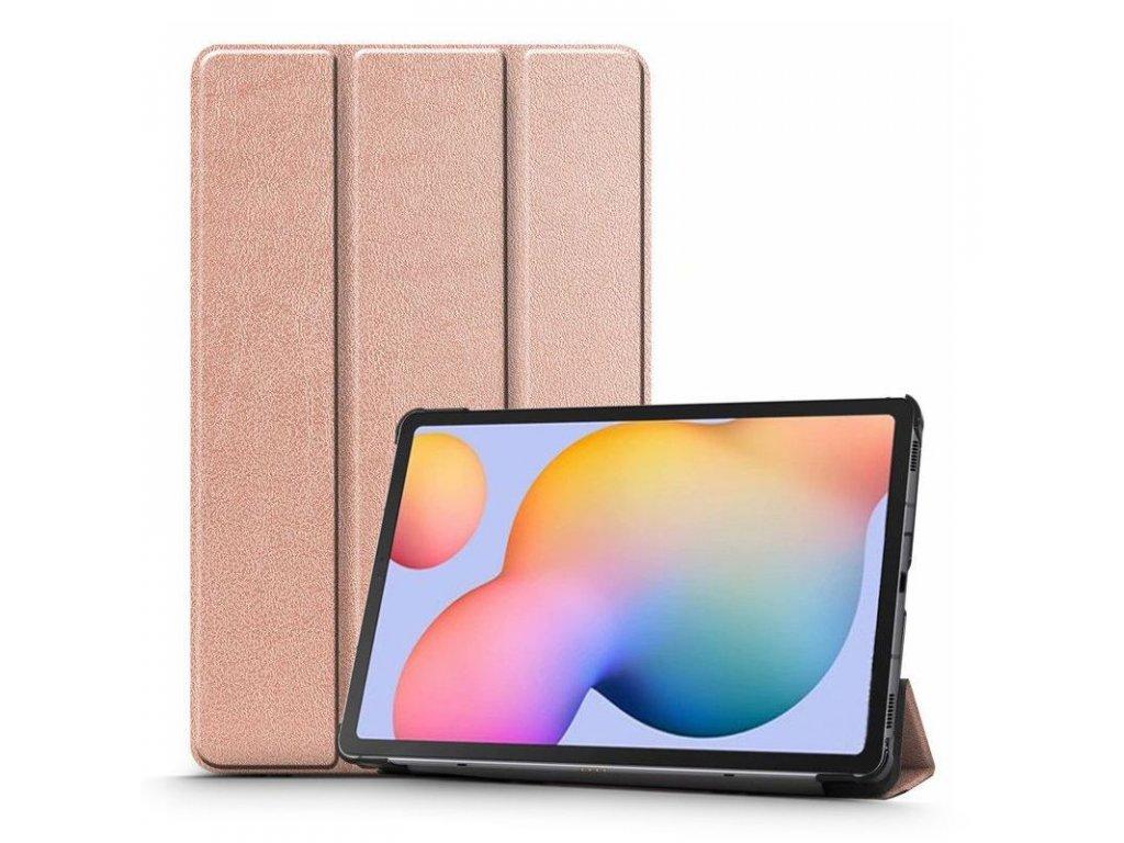 Pouzdro na Galaxy TAB S6 LITE 10.4 (2020) - Tech-Protect, SmartCase Rose