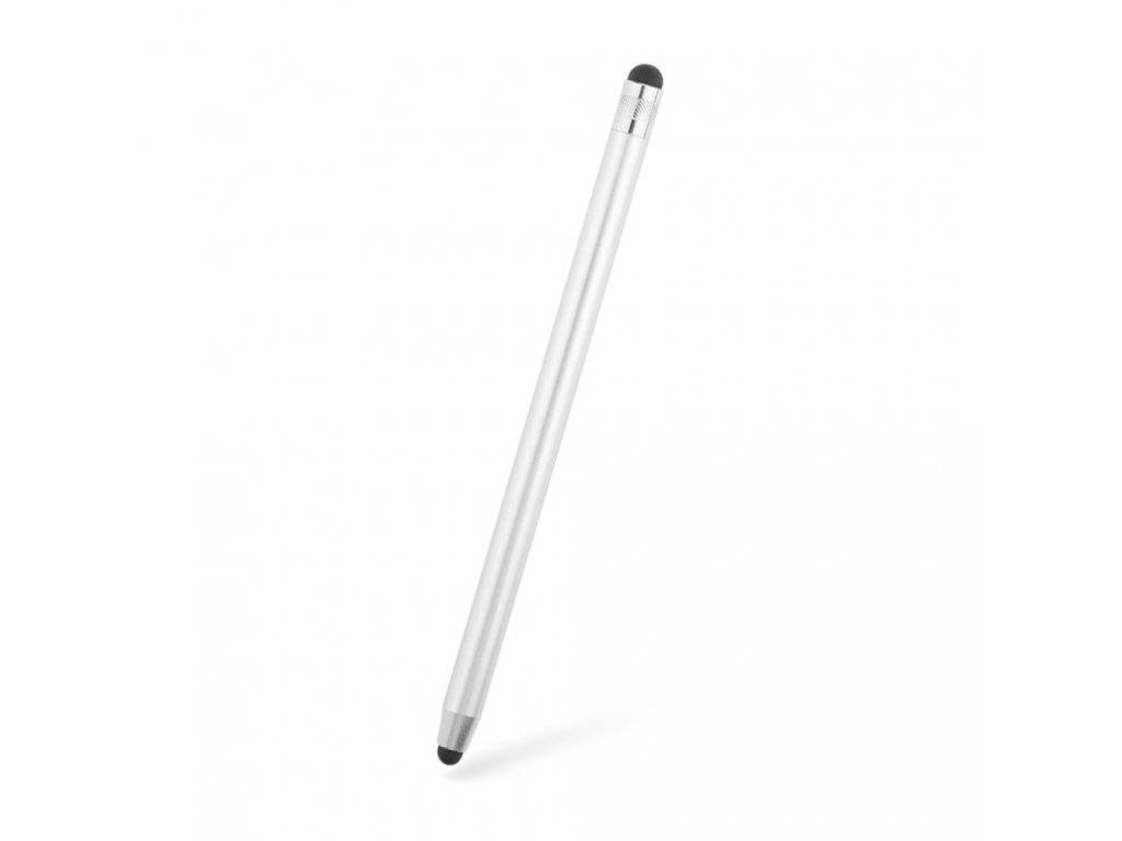 Dotykové pero / stylus - Tech-Protect, Touch Silver