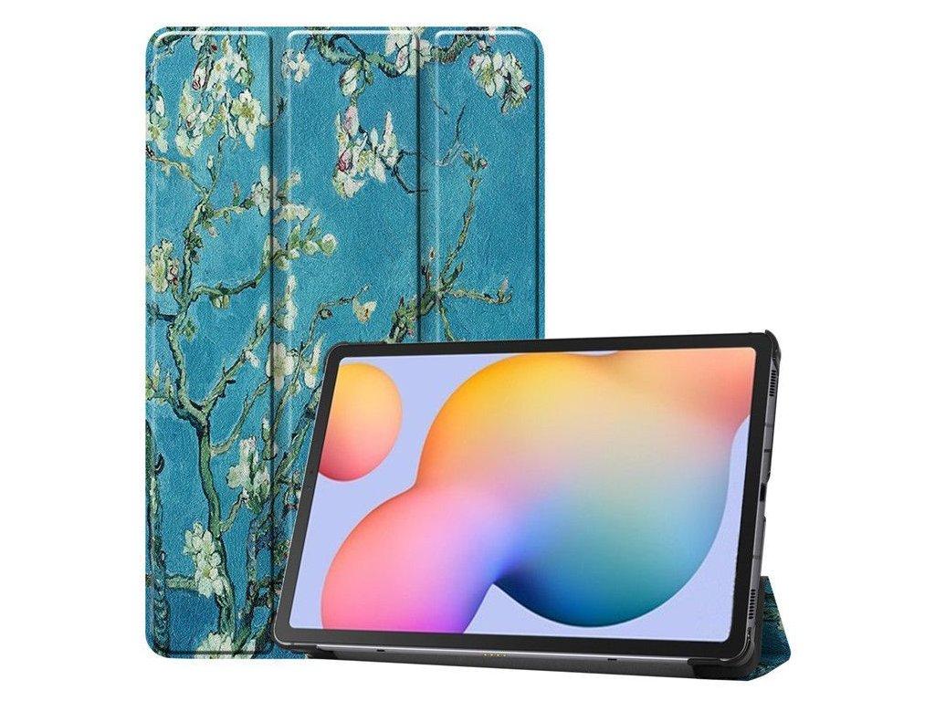 Pouzdro na Galaxy TAB S6 LITE 10.4 (2020) - Tech-Protect, SmartCase Sakura