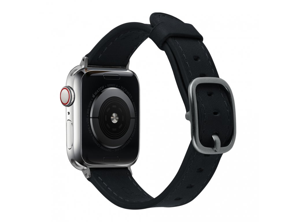 Řemínek pro Apple Watch 42mm / 44mm - Devia, Real Black