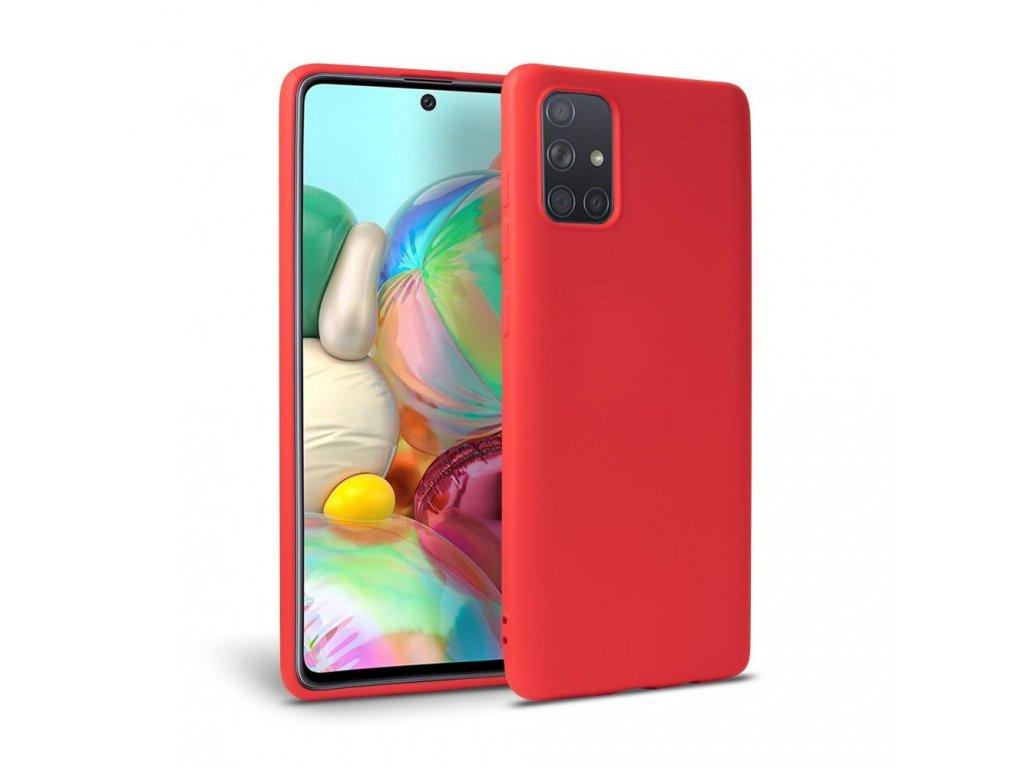 Ochranný kryt pro Samsung Galaxy A41 - Tech-Protect, Icon Red