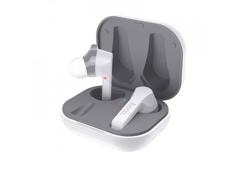 Bezdrátová sluchátka - Hoco, ES34 Pleasure White