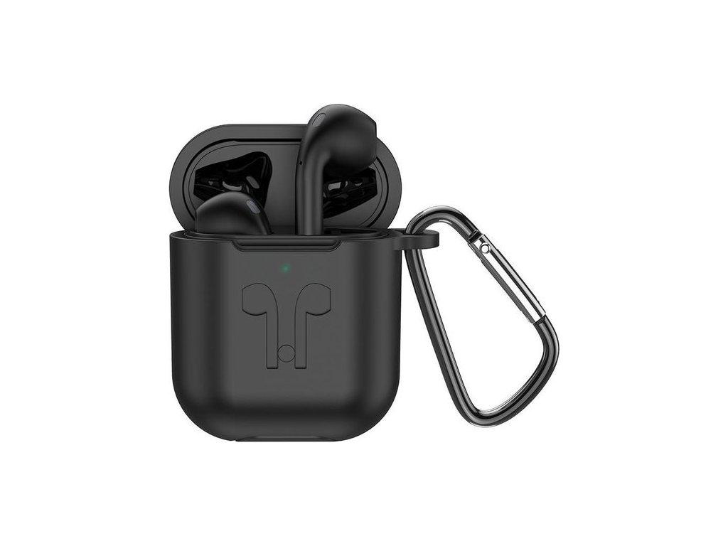 Bezdrátová sluchátka - Hoco, ES32 Plus Black
