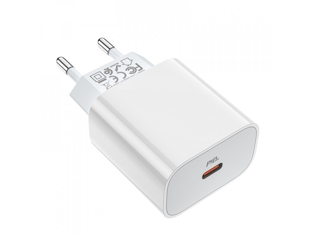 Nabíjecí adaptér USB-C - Hoco, C76A SpeedSource PD3.0