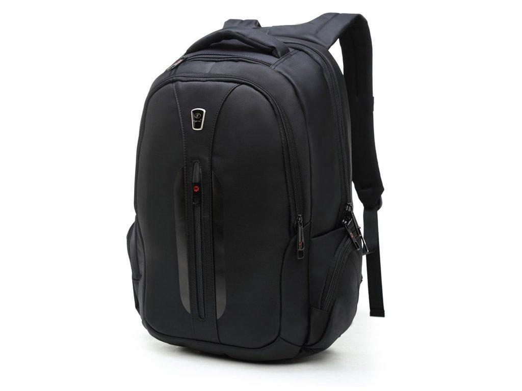 Městský batoh 15.6'' - Tigernu, T-B3097 Black