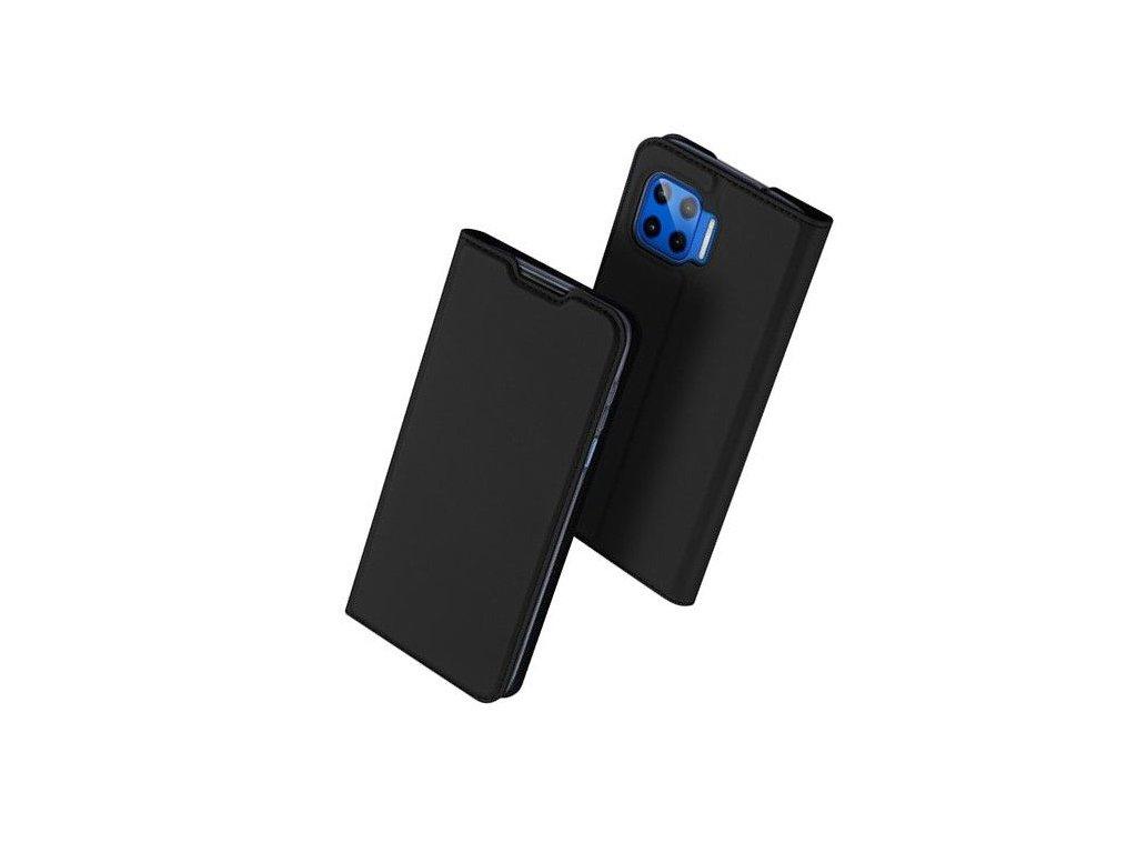 Pouzdro pro Motorola Moto G 5G PLUS - DuxDucis, SkinPro Black
