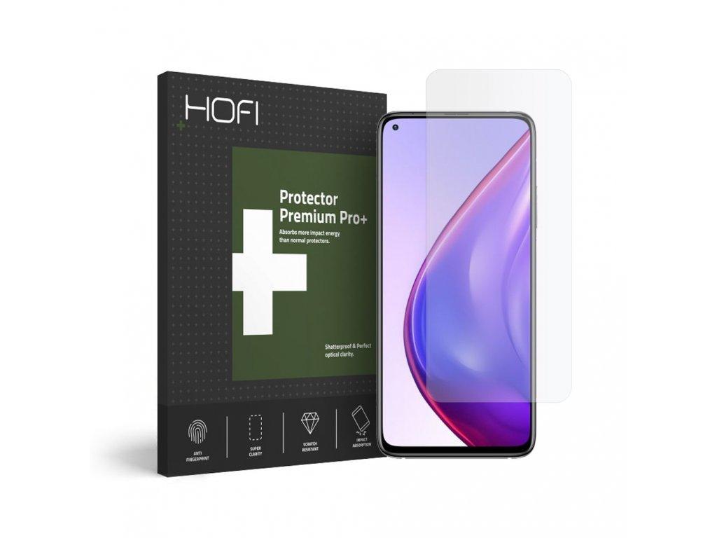 Hybridní ochranné sklo na Xiaomi Mi 10T / Mi 10T Pro - Hofi, Glass Pro+