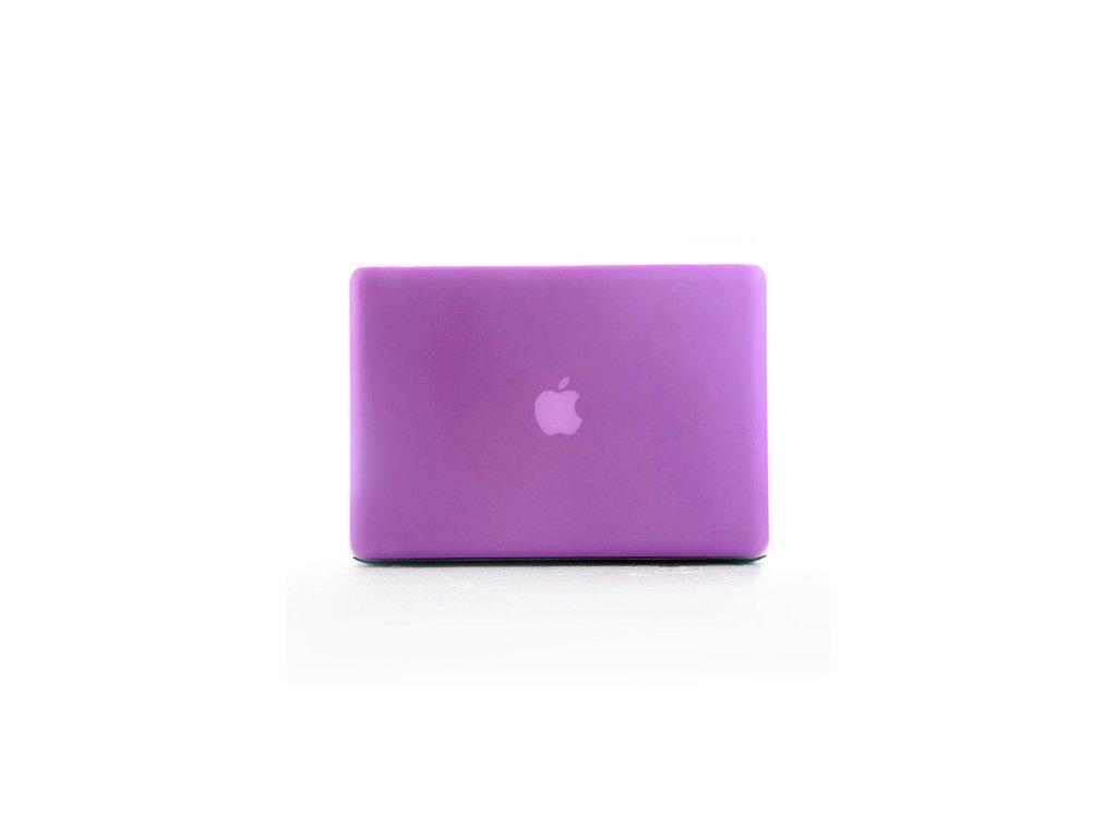 Polykarbonátové pouzdro / kryt na MacBook Pro 13 (2012-2015) - matný fialový
