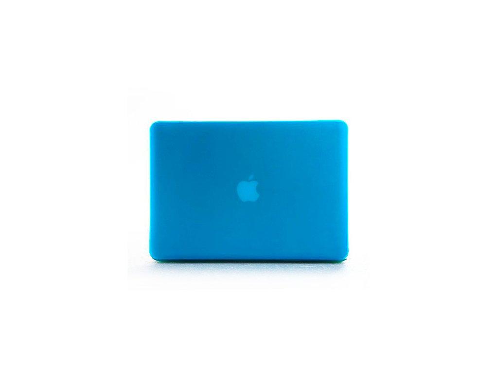 Polykarbonátové pouzdro / kryt na MacBook Pro 13 (2012-2015) - matný modrý
