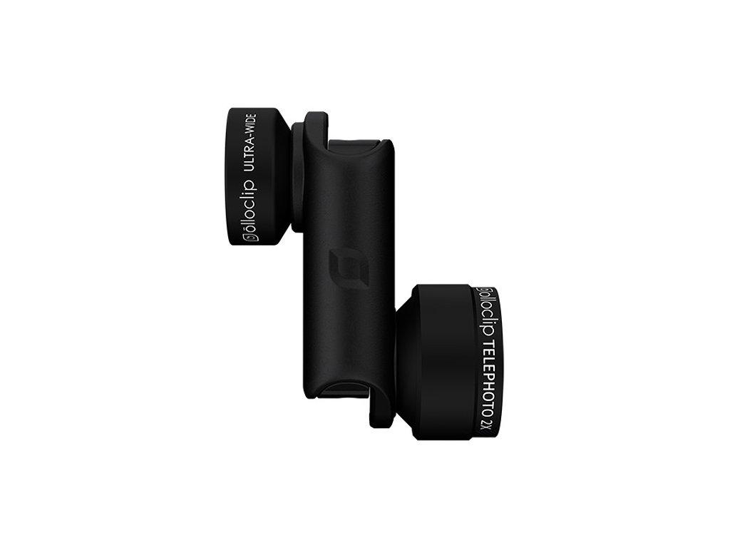 Objektiv pro iPhone 6 / 6s / 6 Plus / 6s Plus - Olloclip, Telephoto + Ultra-Wide