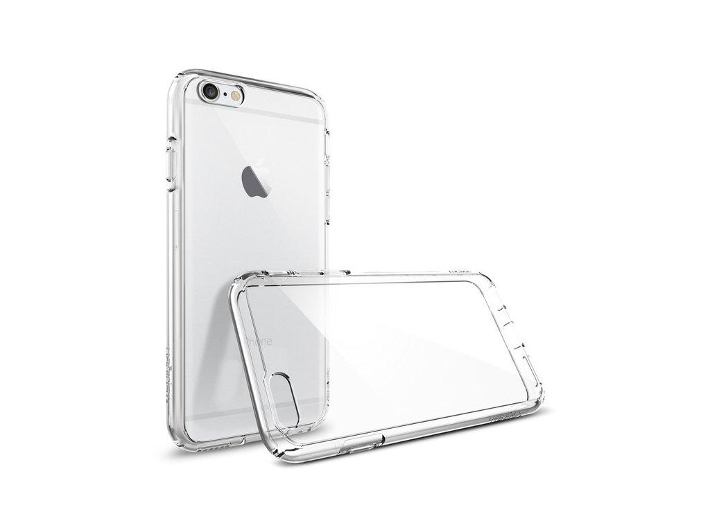 Pouzdro / kryt pro Apple iPhone 6 / 6S - Spigen, Ultra Hybrid Crystal Clear