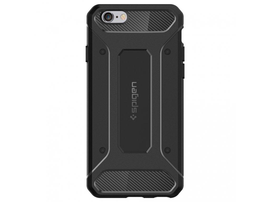 Pouzdro / kryt pro Apple iPhone 6 / 6S - Spigen, Capsule Ultra Rugged Black